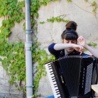 Marc Pichelin, Émilie Skrijelj // Ensemble ]h[iatus